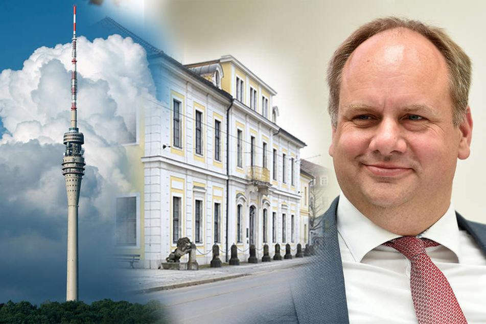 Rathaus hat Geld wie Heu, aber keinen Euro für den Fernsehturm