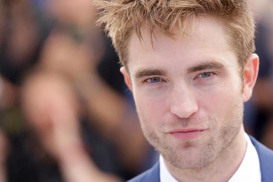 Robert Pattinson am 25.5.2017 auf den Filmfestspielen in Cannes