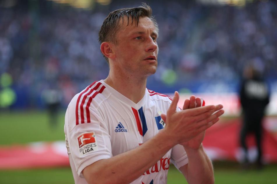 Ivica Olic spielte von 2007 bis 2009 und von 2015 bis 2016 für den HSV. (Archivbild.)
