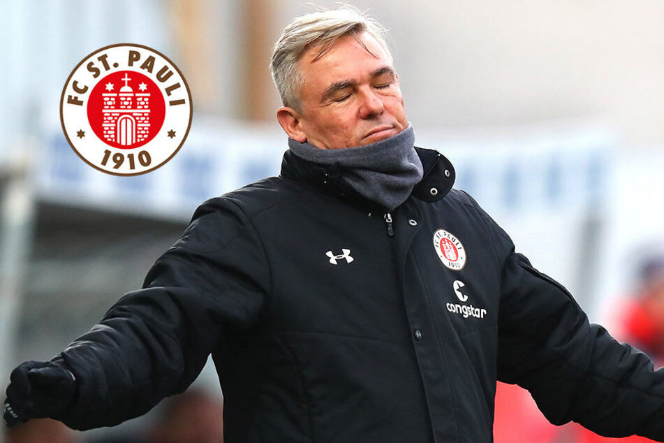 St. Pauli feuert Ex-Dynamo-Coach Olaf Janßen