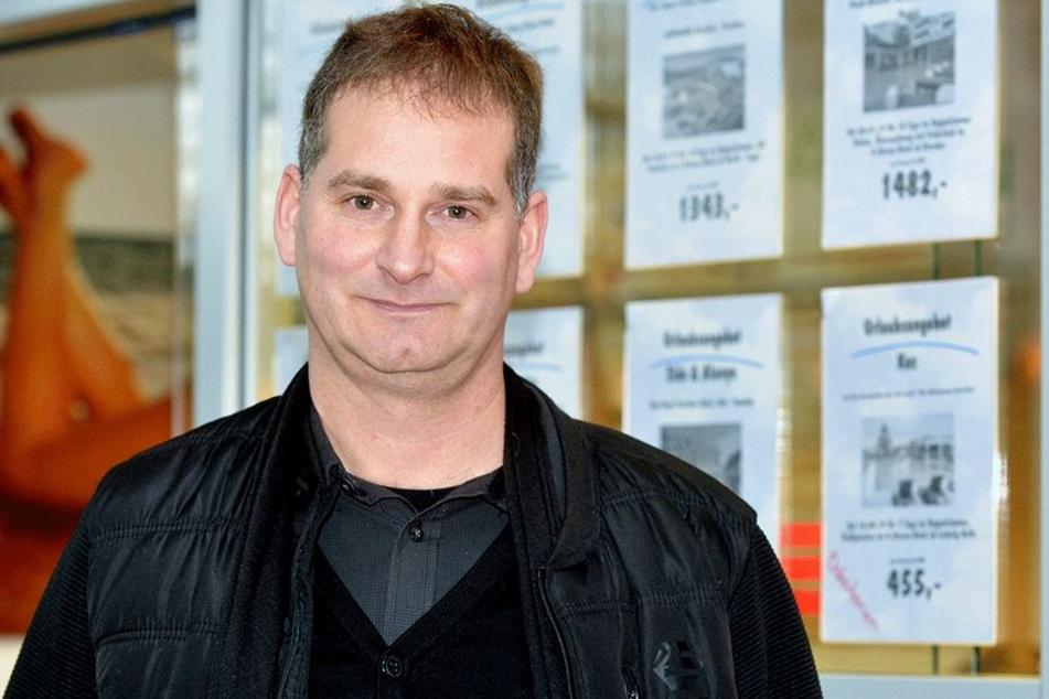 Andreas Heine (48).