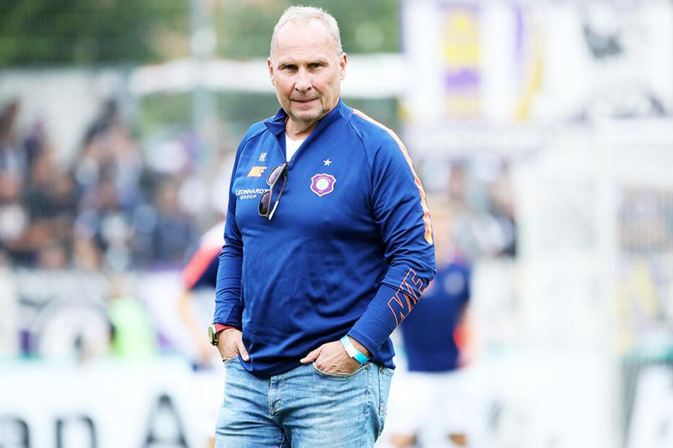 Ein Insider meint, dass Helge Leonhardt die Entlassung zu verantworten habe.