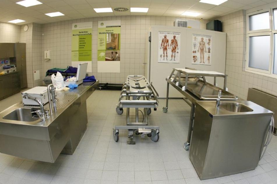Das Bundesausbildungszentrum für Bestatter: Hierhin sollen die Verstorbenen ohne Wissen ihrer Angehörigen gebracht worden sein.