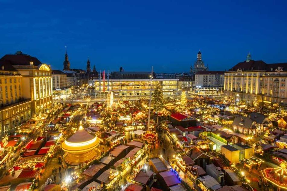 Die beliebtesten Weihnachtsmärkte in Dresden 2019 - Öffnungszeiten und Programm