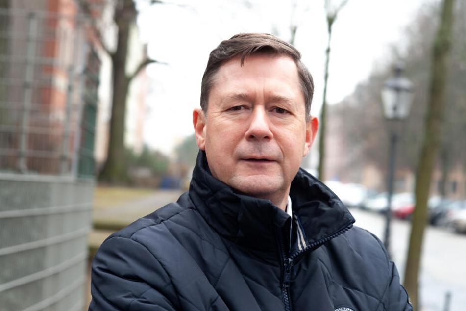 Andreas Schmalfuß (52) will juristische Schritte prüfen.