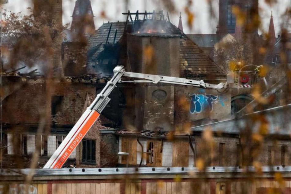 Großbrand in Leipzig: Diesen Bereich solltet Ihr aktuell umfahren