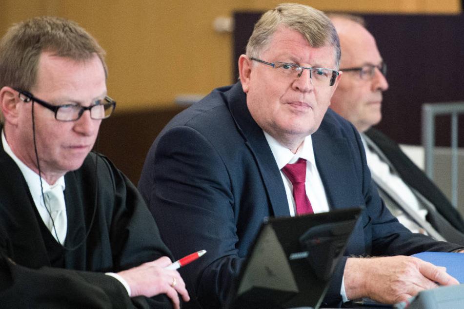 Ferdinand Tiggemann (mi.) wurde 2017 rechtskräftig zu siebeneinhalb Jahren Haft verurteilt.