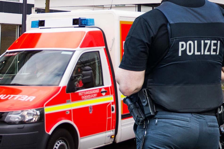 Unfall in Wiesbaden: Mann lässt schwer verletzte Frau einfach liegen und geht