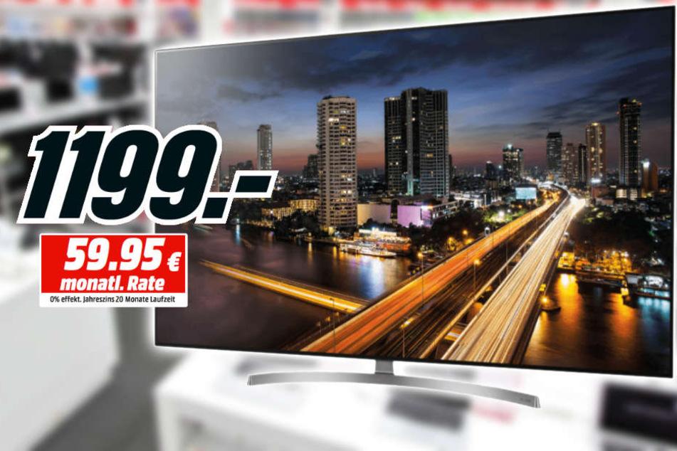 MediaMarkt Dresden verkauft diesen Oled-Fernseher für nur 1.199 Euro