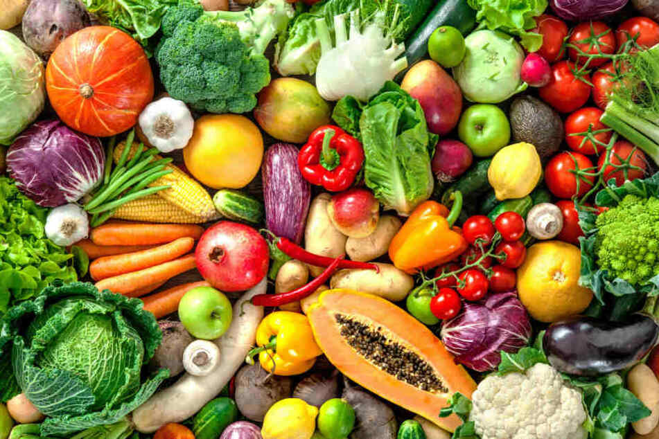 5 Portionen Obst und Gemüse am Tag tragen effektiv zur Gesundheit bei.