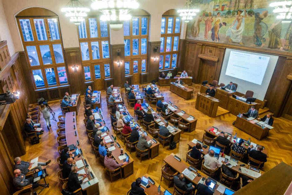 Insgesamt dauerten die Stadtratssitzungen 2019 über 43 Stunden.