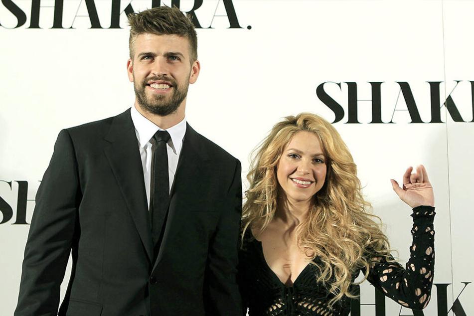 Gerard Piqué (32) und Shakira (42) wurden auch eingeladen.