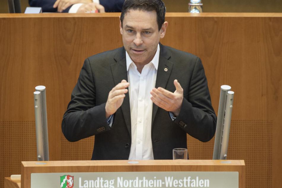 Arndt Klocke (Bündnis 90/Die Grünen), Fraktionsvorsitzender in Nordrhein-Westfalen