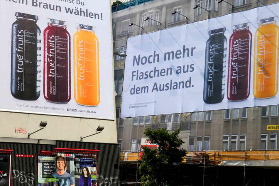 """Geht diese Werbung zu weit? Rassismus-Vorwürfe gegen """"true fruits""""!"""