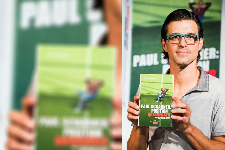 """Paul Scharner (37) veröffentlichte 2005 seine Autobiografie """"Paul Scharner: Position Querdenker""""."""