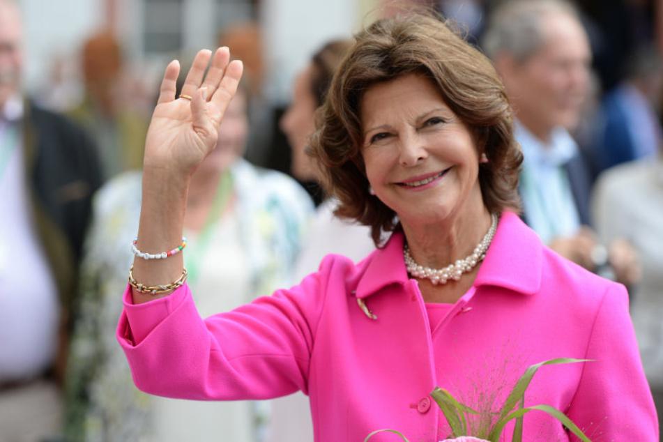 Die schwedische Königin ist Mitbegründerin der World Childhood Foundation.