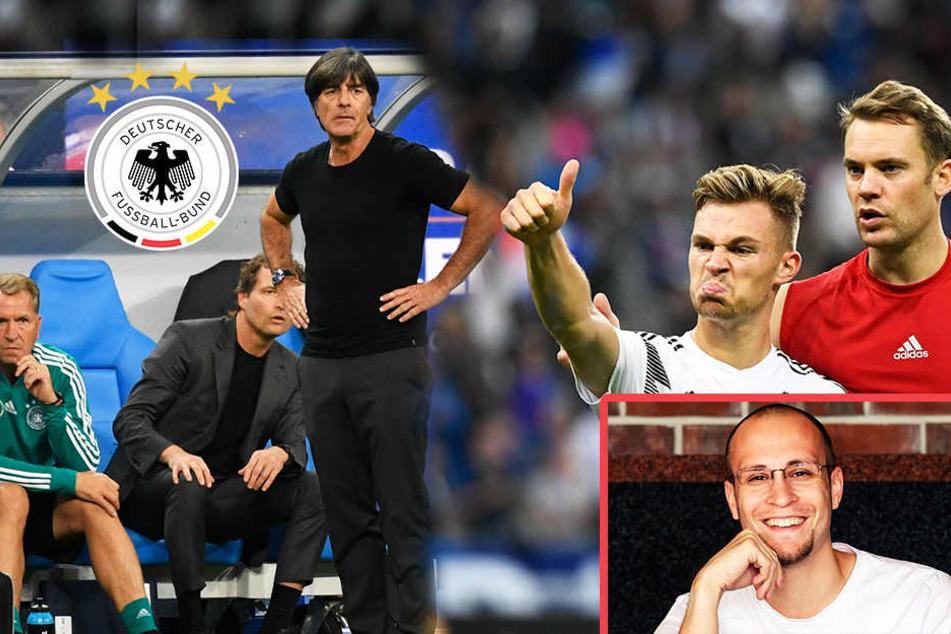 Meine Meinung: Deshalb macht DFB-Auftritt trotz Niederlage Mut!