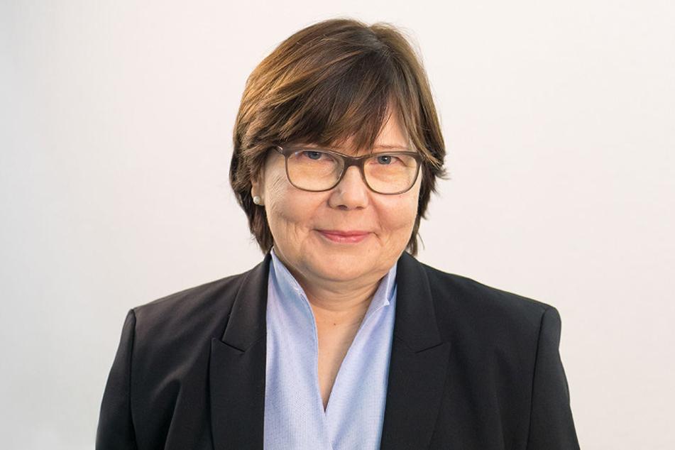 Martina Pansa leitet die Geschicke der Dresdner Vonovia.