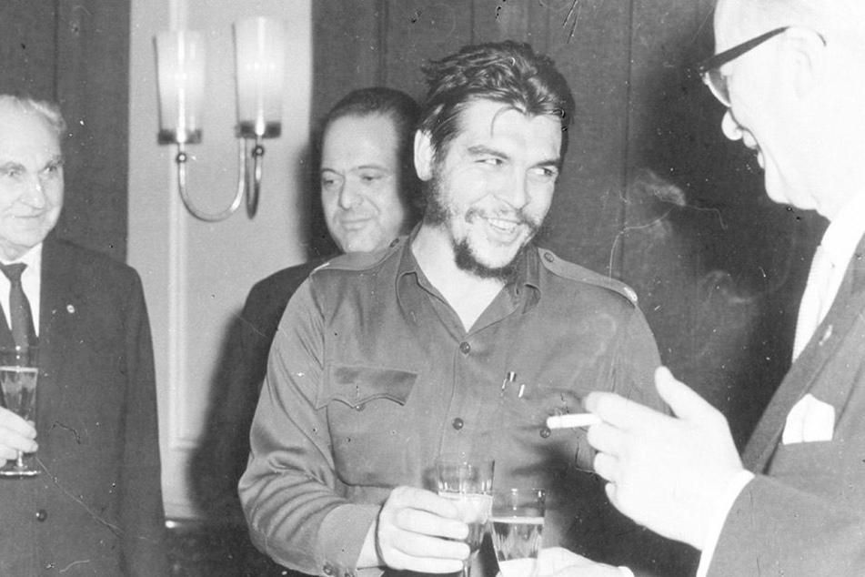 Im Dezember 1960 weilte der Revolutionär kurz in der DDR.