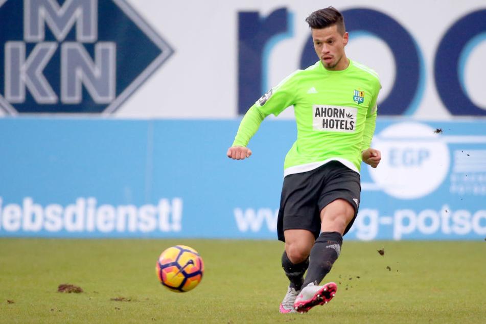 Gegen Hansa Rostock spielte Cincotta zum letzten Mal für den CFC.