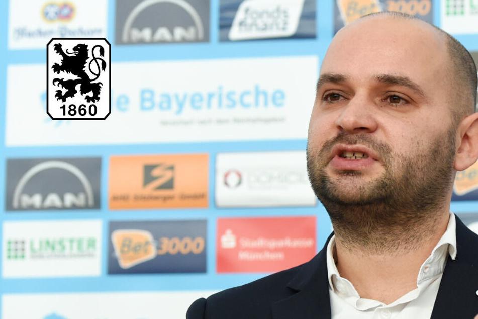 TSV 1860 München: Offiziell! Michael Scharold verlässt die Löwen