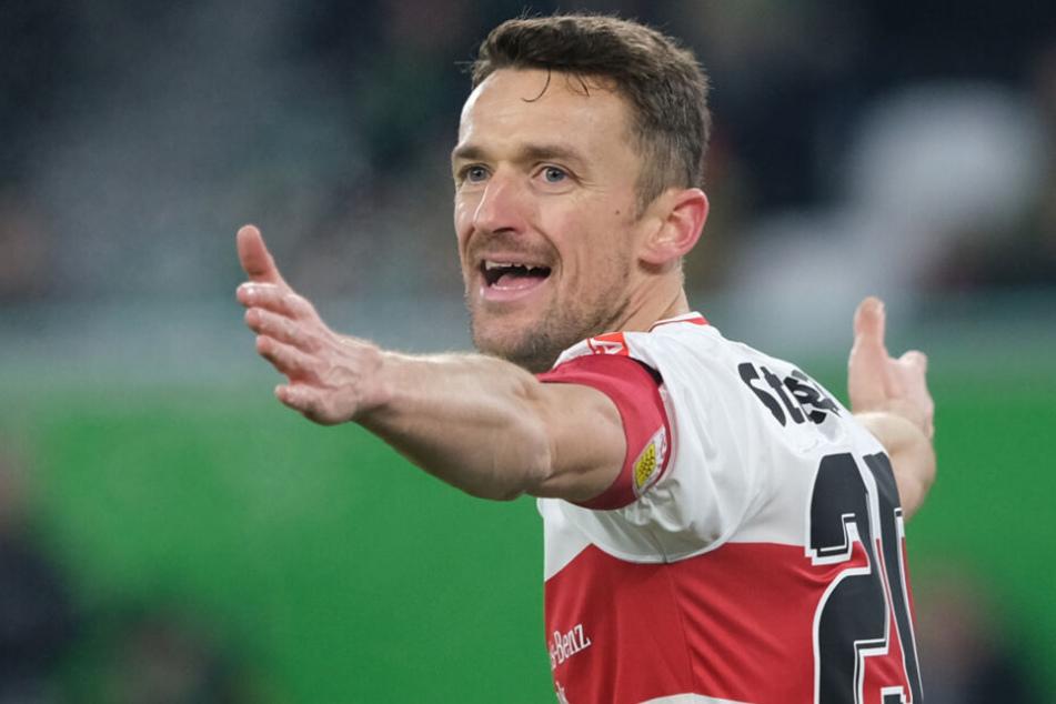 VfB-Kapitän steht gegen Frankfurt vor Rückkehr in die Startelf: Christian Gentner.