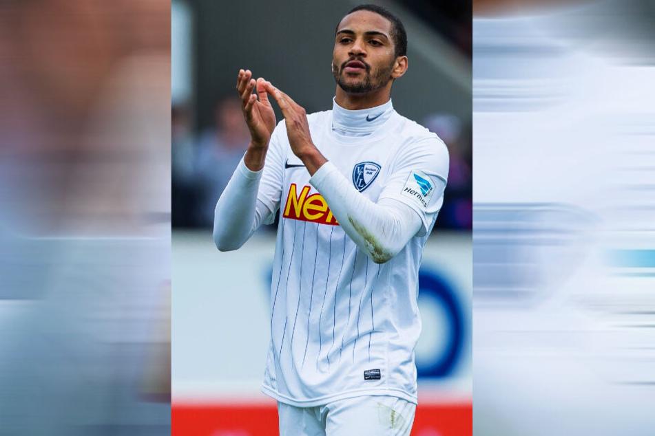 Vor drei Jahren trug Malcolm Cacutalua noch das Trikot des heutigen Gegners VfL Bochum.