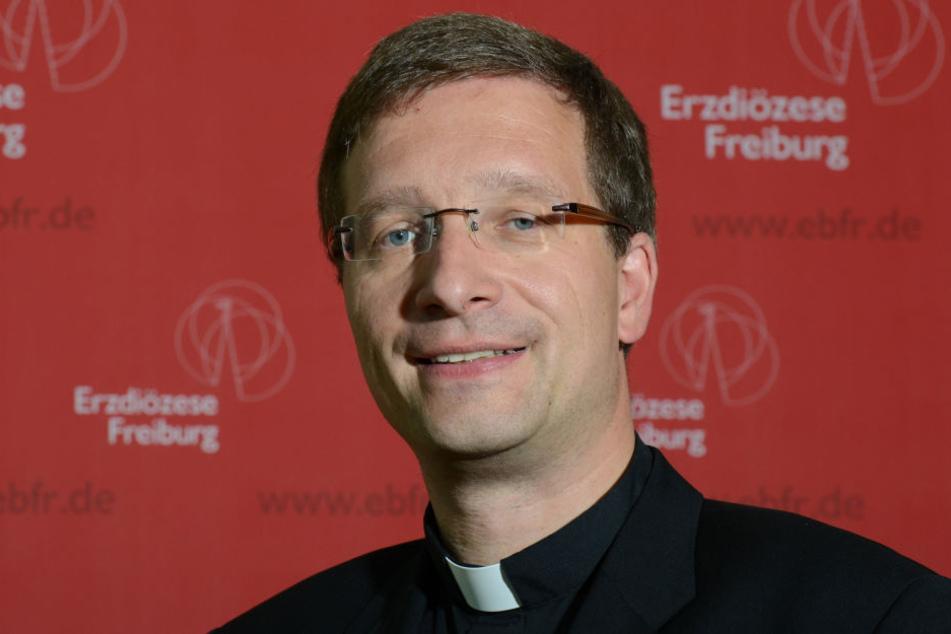 Michael Gerber ist mit 48 Jahren der jüngste Bischof Deutschlands.