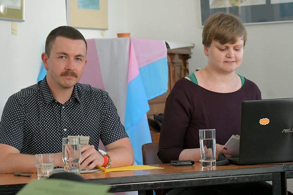 Mehr Gewalt gegen Schwule, Lesben und Diverse in Sachsen