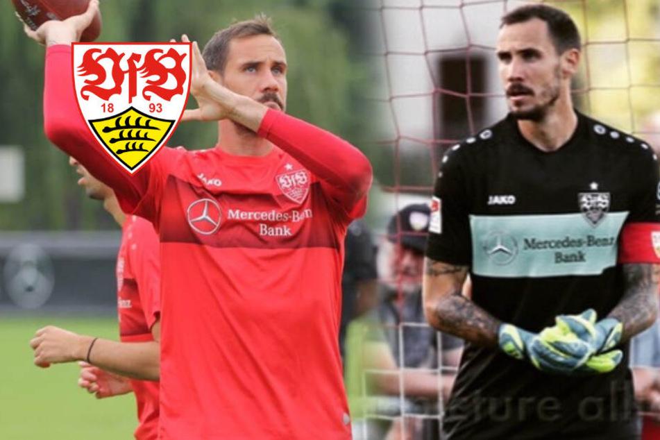 Schwere Knieverletzung? Entwarnung bei VfB-Keeper Jens Grahl