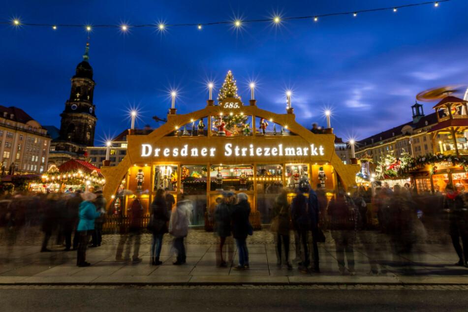 Rathaus hält am Striezelmarkt fest