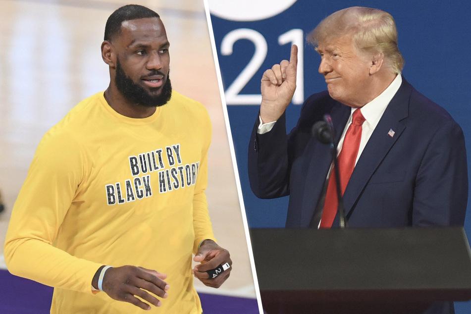 "Trump accuses LeBron James of ""racist rants"" following Ma'Khia Bryant police shooting"