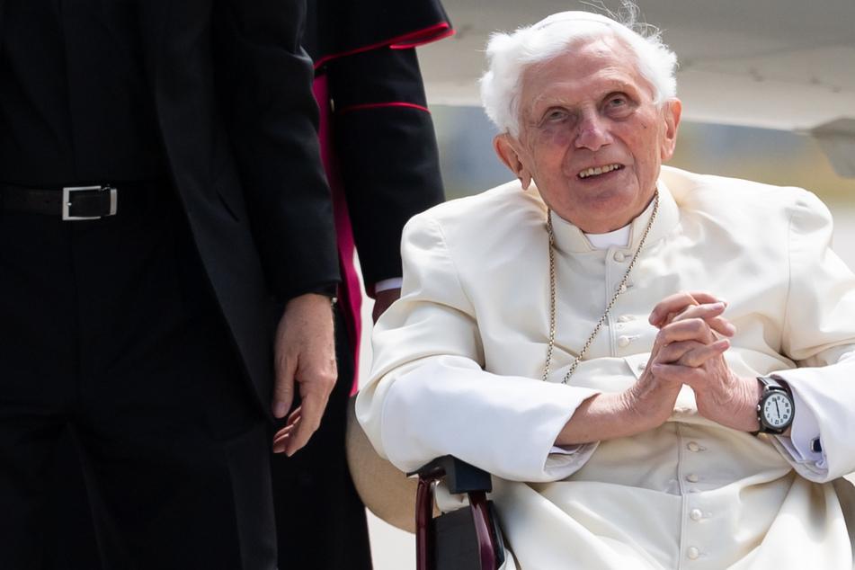 Benedikt XVI. ist nach Deutschland-Reise offenbar schwer erkrankt