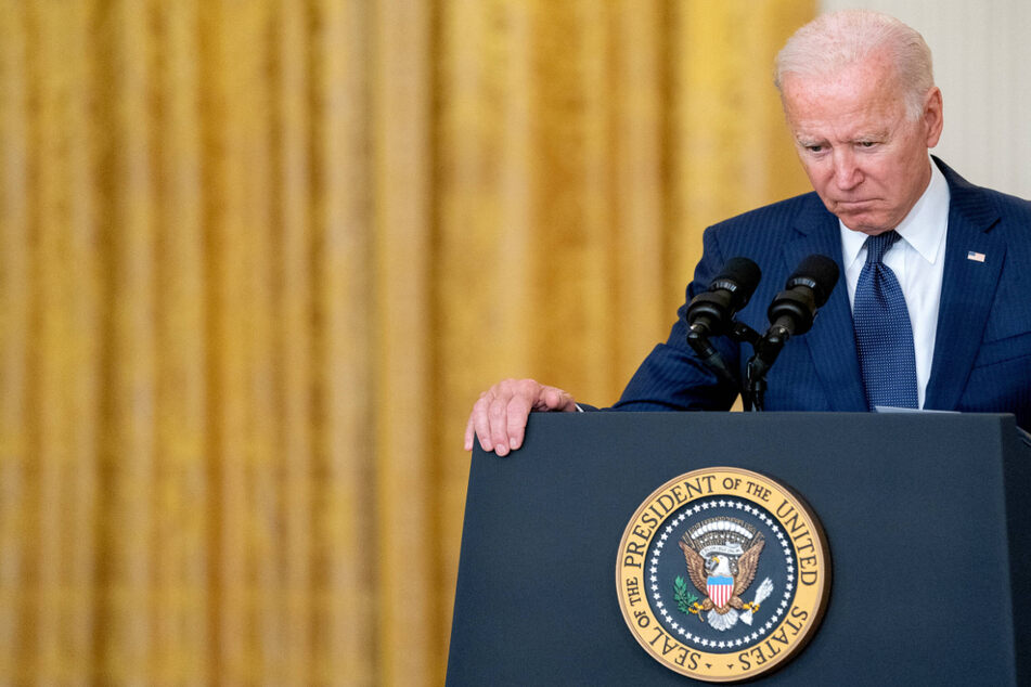 """""""We will make you pay"""": Biden pledges to respond to terror attack on Kabul airport"""