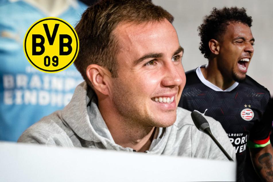 """BVB will Holland-Granate von PSV Eindhoven! Götze schwärmt: """"Bringt richtig gute Anlagen mit"""""""