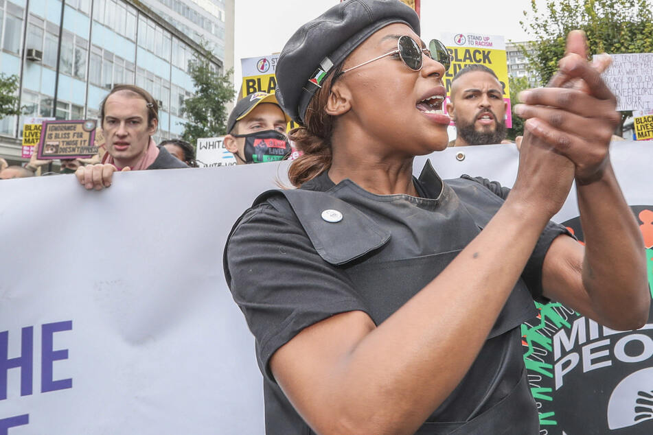 High-profile Black Lives Matter activist shot in the head in London
