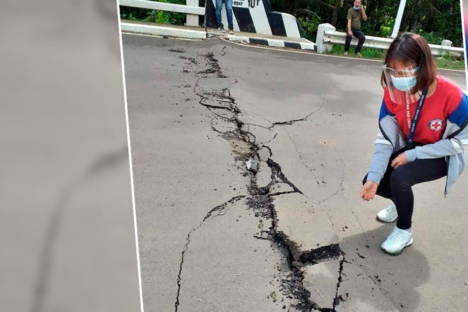 Hundreds of aftershocks after deadly earthquake in the Philippines