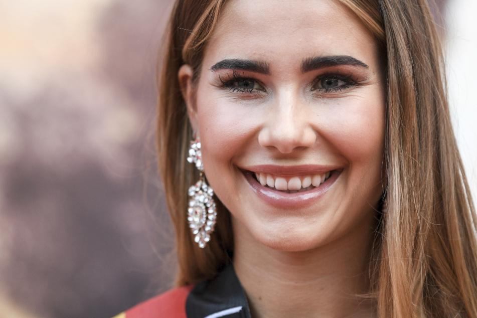 Anahita bei der Wahl zur Miss Germany 2018.