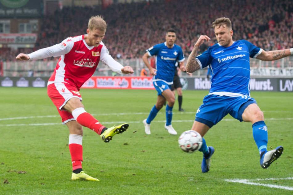Sebastian Andersson erhöht auf 2:0.