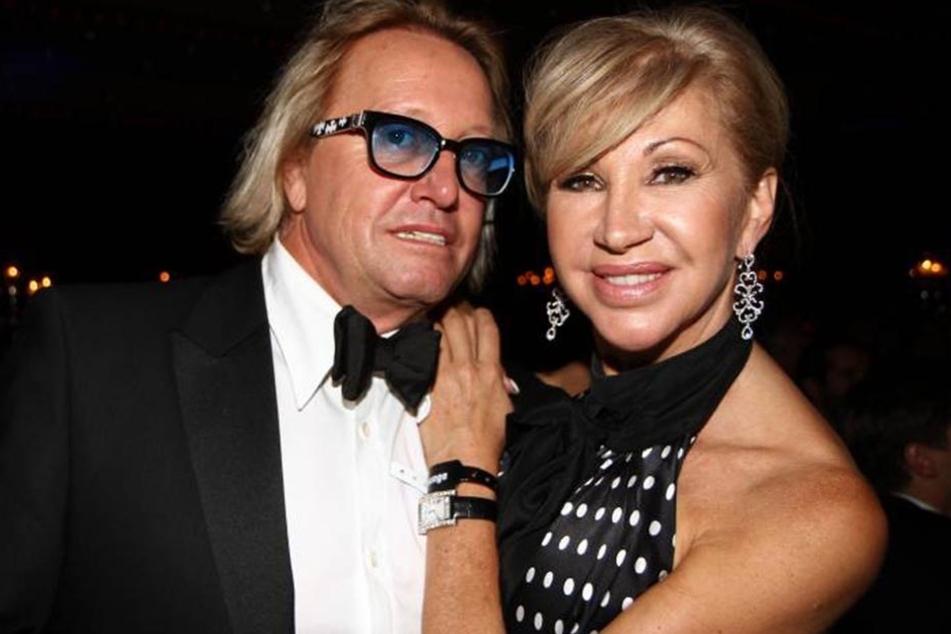 Die Sonnenbrille und Robert Geiss (52). Fast so ein schönes Paar, wie er und Carmen (51).