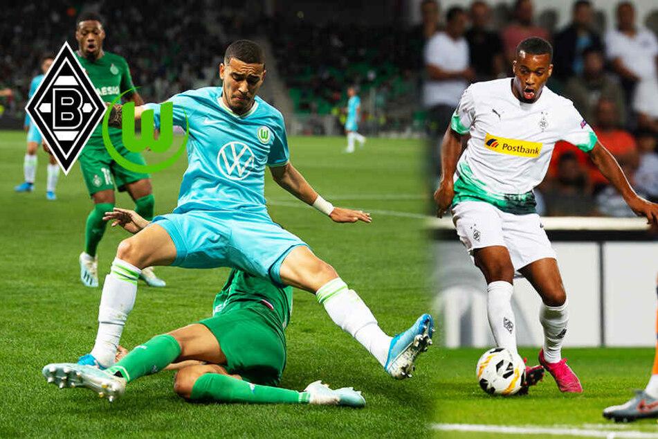 Gladbach mit Last-Minute-Ausgleich! Wolfsburg holt ebenfalls Remis