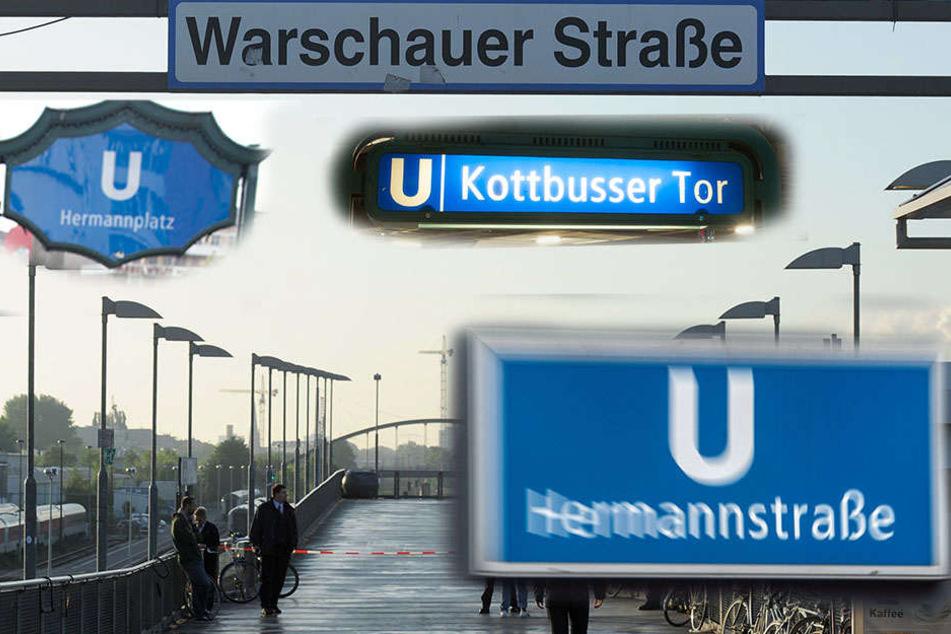 Gefährlichste Orte Berlin