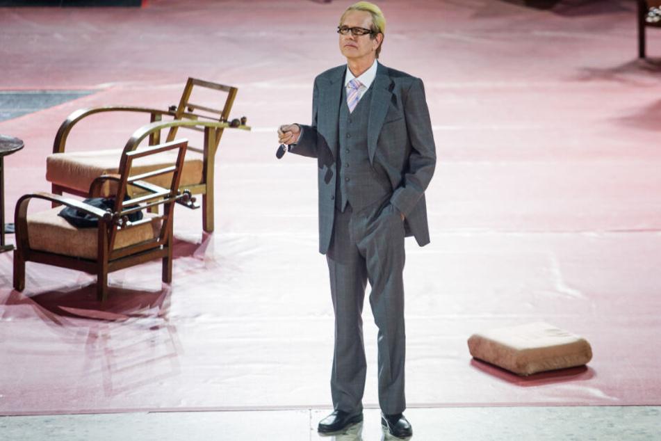 """Harald Schmidt (62) spielt bei der Oper """"Ariadne auf Naxos"""" die Sprechrolle des Haushofmeisters."""