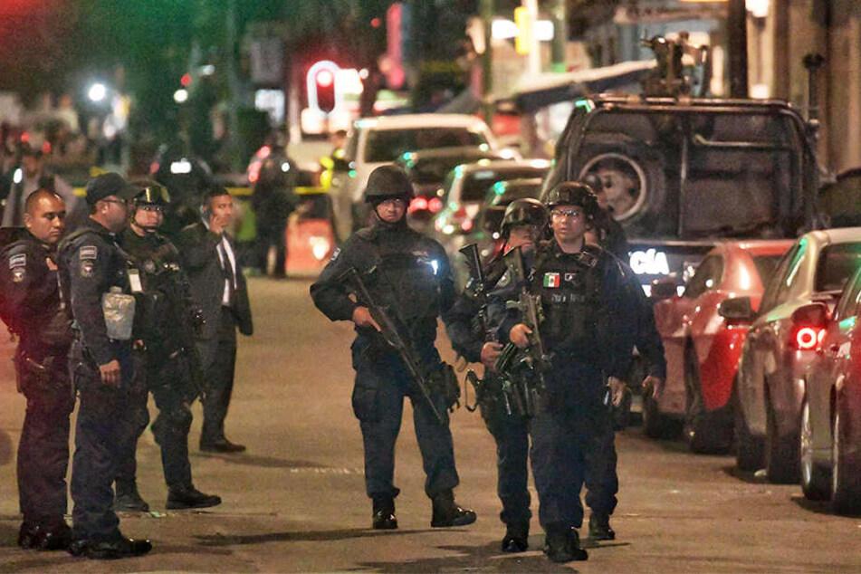 Die Polizei in Mexiko konnte den Drogenboss trotz Gewichtsverlust und Haartransplantation ausfindig machen und festnehmen.