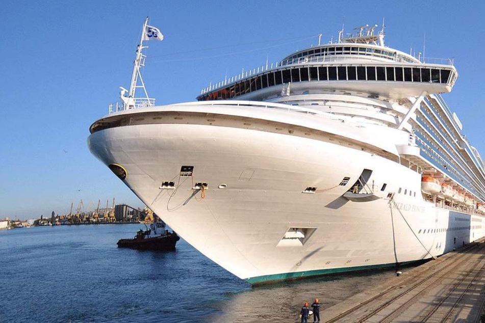 Auf einem Kreuzfahrtschiff: Mann tötet seine Frau, weil sie ihn auslachte