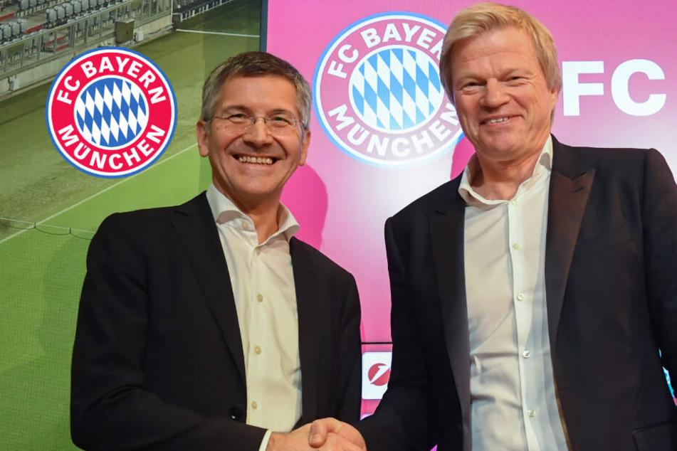 FC Bayern: Kahn startet mit Kampfansage und spricht über Nübel-Wechsel