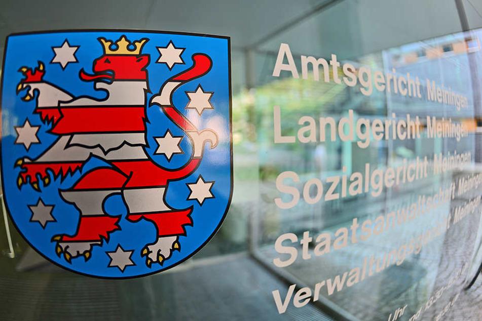 Am Landgericht Meiningen wird verhandelt.