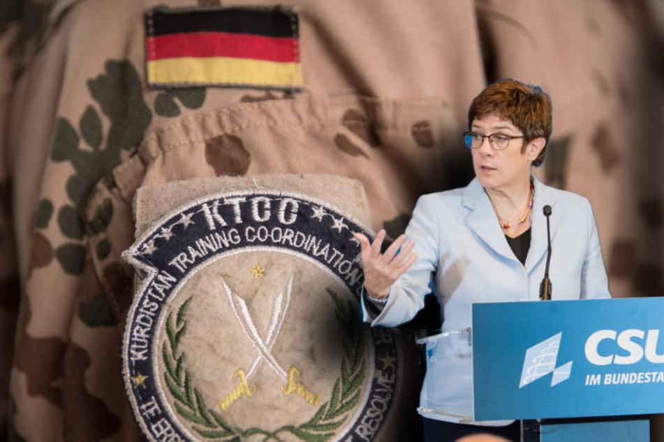 Deshalb zieht Deutschland seine Soldaten aus dem Irak ab