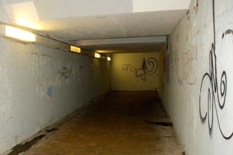 Urin, Graffiti, Schmutz: Auch an die Bahnhofsunterführung muss dringend Hand angelegt werden.