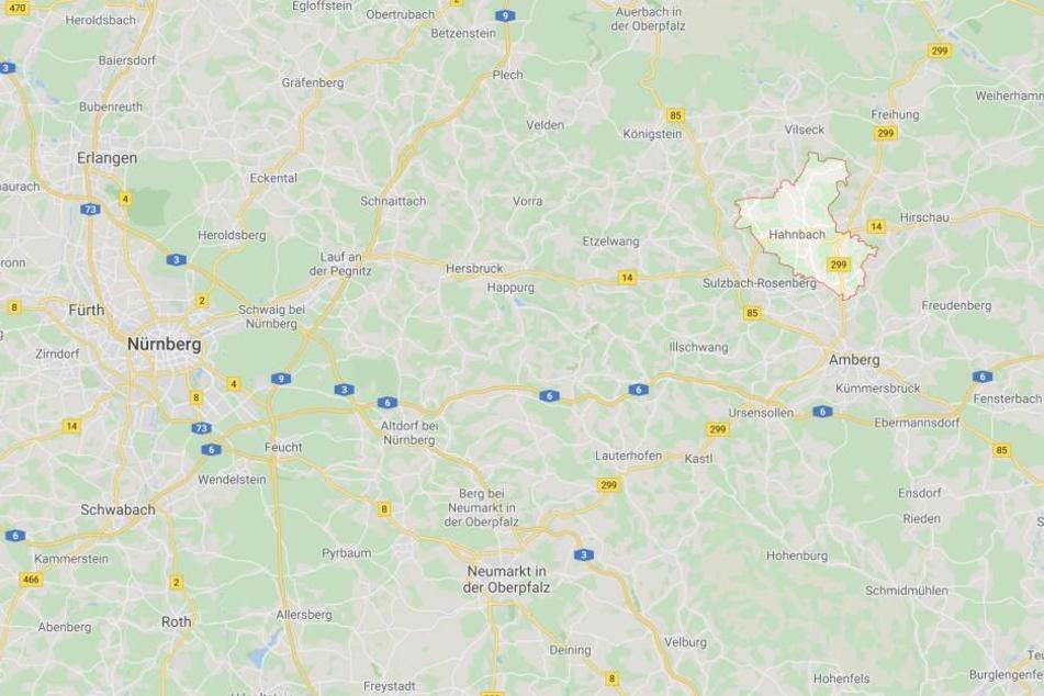 In Hahnbach in Bayern ist es zu einem Zwischenfall gekommen, der tragisch hätte enden können.